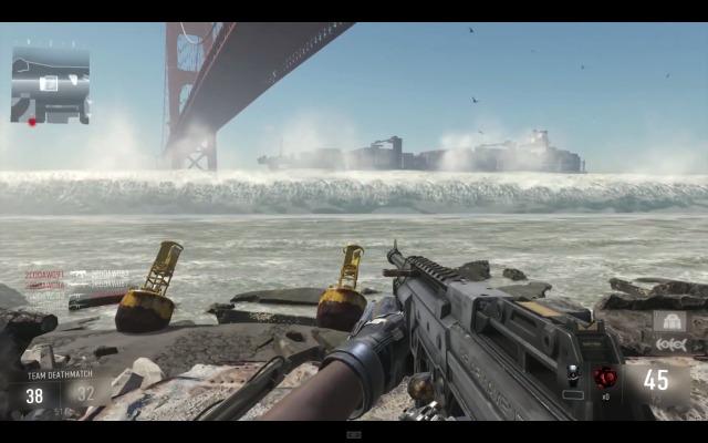 CoD:AW : 60fpsでヌルヌル動く「Defender」のマルチプレイ動画