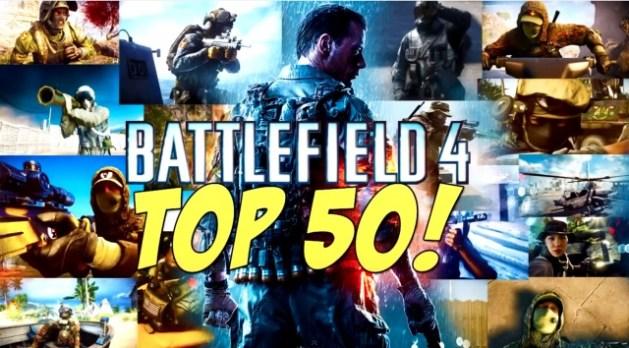 BF4:ものすごい瞬間TOP50!笑い、驚き、WTFの16分