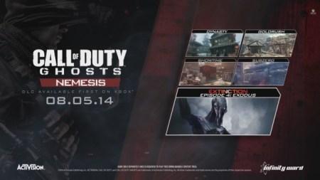 """CoD: ゴースト:第4弾DLC """"Nemesis""""のアチーブメント全10種公開"""