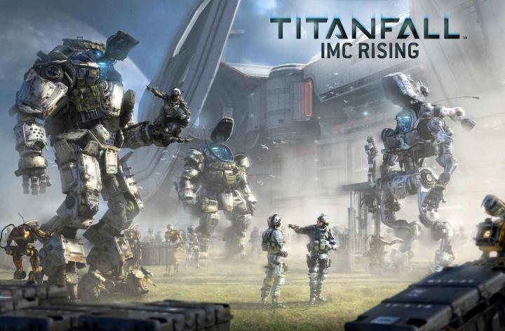 """タイタンフォール:第三弾DLC""""IMCライジング""""のトレイラー公開、9/25配信(2本)"""