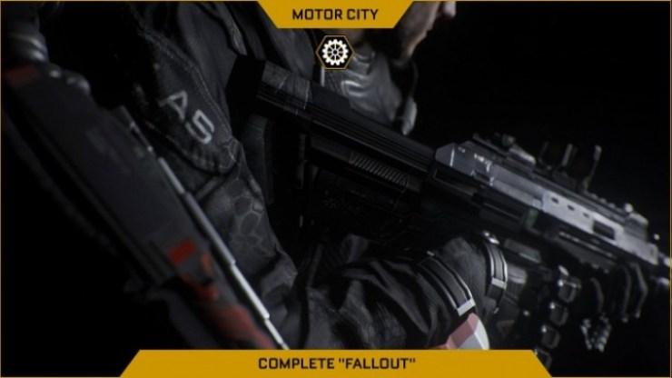 """CoDAW:2種のアチーブメント""""Fallout""""と""""Armada"""""""