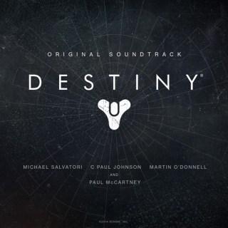 『Destiny(デスティニー)』_サウンドトラック