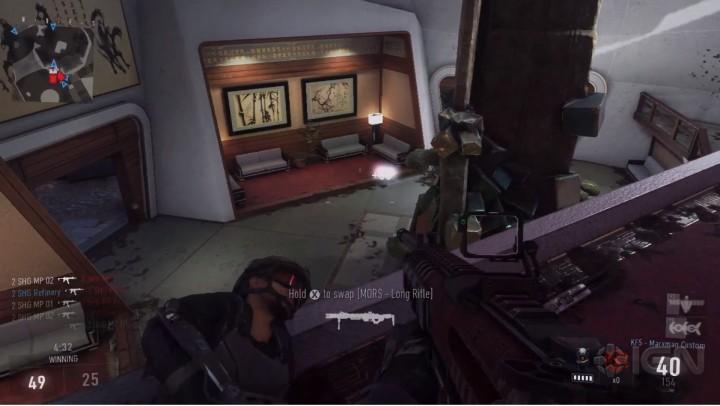 CoD:AW:8分に渡るキルコンファームドのプレイ動画公開