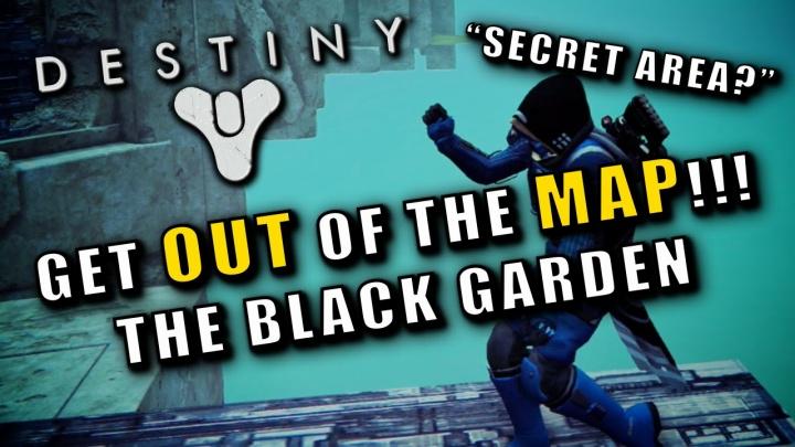 """Destiny:異世界のような """"マップ外""""へ出る方法まとめ(火星、金星、タワーなど)"""