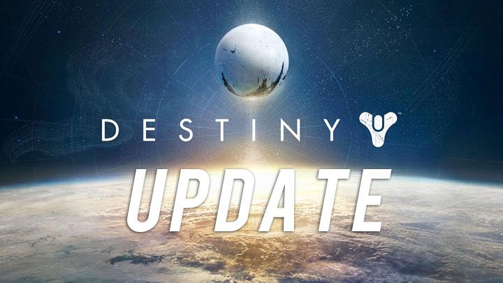 Destiny:アップデート1.0.2が配信開始、パッチノート完全版公開
