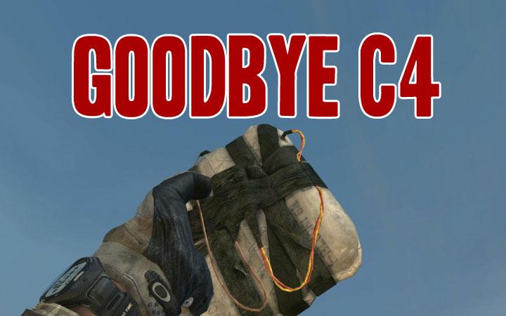 """CoD:AW:「さよならC4」 最終ビルドでも""""C4""""は登場しないことを改めて確認"""