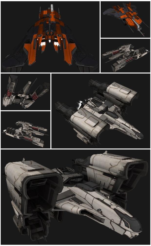 『Destiny(デスティニー)』新しい船のデザイン