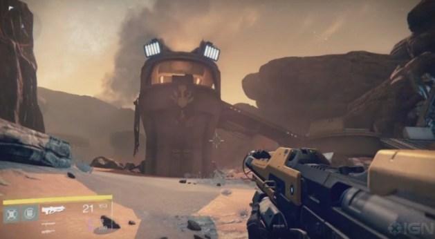 Destiny:7つの隠された秘密とイスターエッグ動画