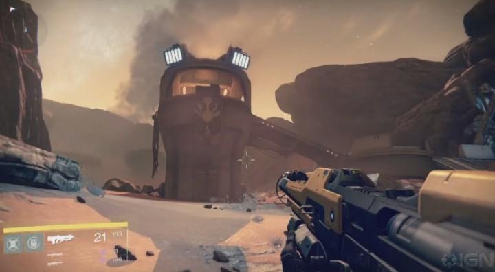 Destiny:隠された7つの秘密とイスターエッグ動画
