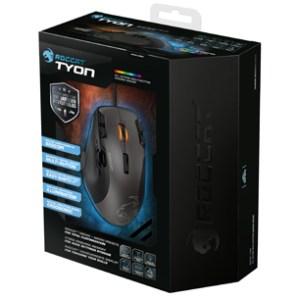 ROCCAT™ Tyon ~ FPSゲームのあらゆる領域を制覇するゲーミングマウス ~