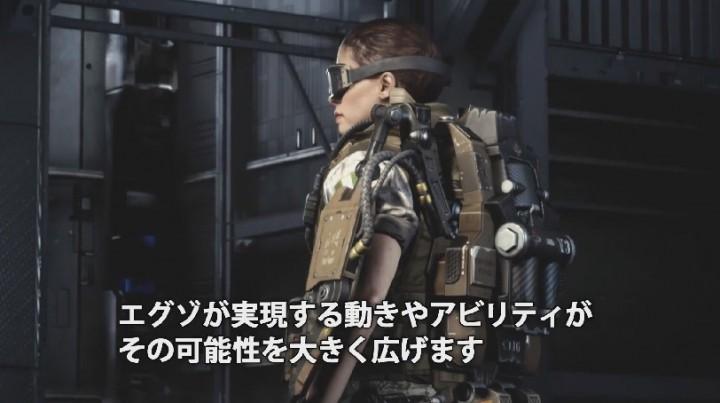 CoD:AW:ストーリーやマルチなど、SHGが全てを解説するトレイラー(日本語字幕版)