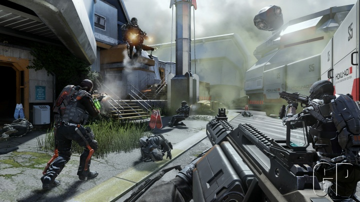 CoD:AW:スクエニ、ニコニコ動画で『CoD:AW』のライブ番組を11/13 20:00より配信