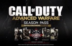 『Call of Duty: Advanced Warfare(コール オブ デューティ アドバンスド・ウォーフェア)』シーズンパス