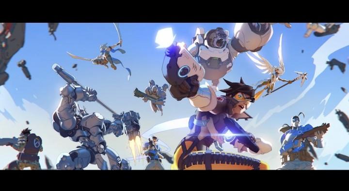 日本でもヒットしそうな新作FPS『Overwatch』、プレイ&短編アニメ風トレイラー