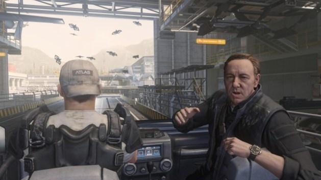 『Call of Duty: Advanced Warfare(コール オブ デューティ アドバンスド・ウォーフェア)』最高設定プレイ画像