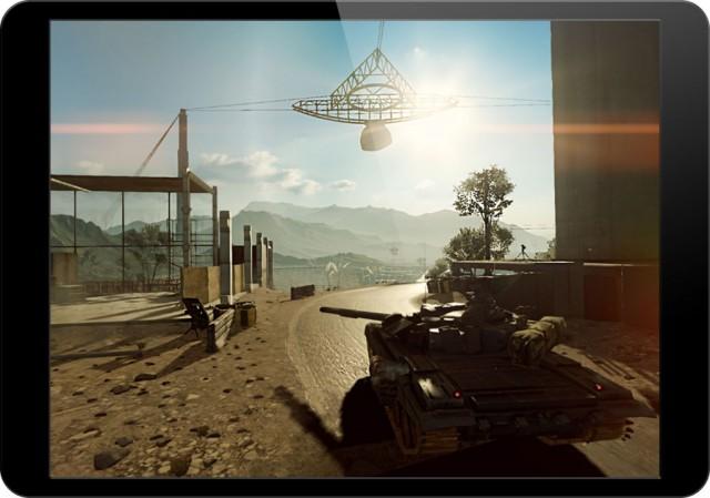 BF4:Battlefield 4がiOSで動作!(公式)