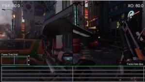 『Call of Duty: Advanced Warfare(コール オブ デューティ アドバンスド・ウォーフェア)』Xbox OneとPS4での比較