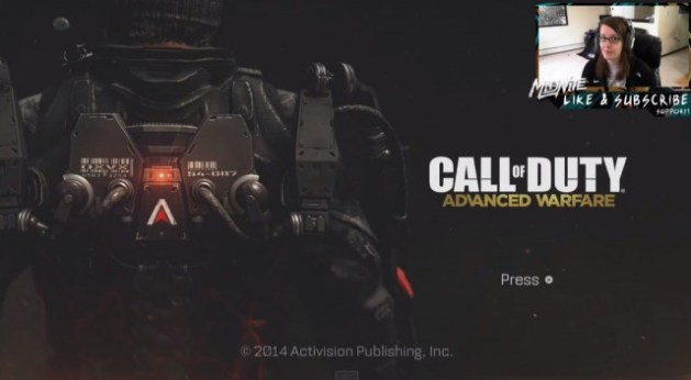 『Call of Duty: Advanced Warfare(コール オブ デューティ アドバンスド・ウォーフェア)』ネタバレ注意の女性プレイヤーによるキャンペーンプレイ動画