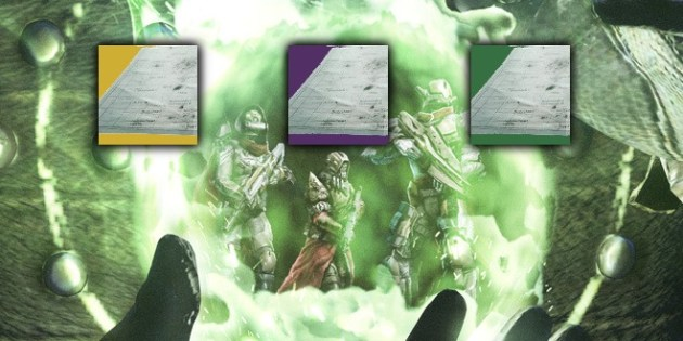 Destiny:新ミッション「トレジャーマップ」、データベースからリーク