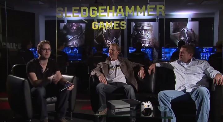 CoD:AW:SHGが発売日のライブストリーム動画を公開、限定版Xbox Oneの開発秘話も