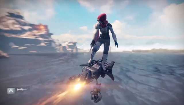 Destiny:これは楽しい!踊りながらスパローやビークルに乗る方法(動画 & やり方)