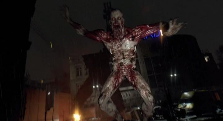 Dying Light:昼夜のゾンビ比較動画
