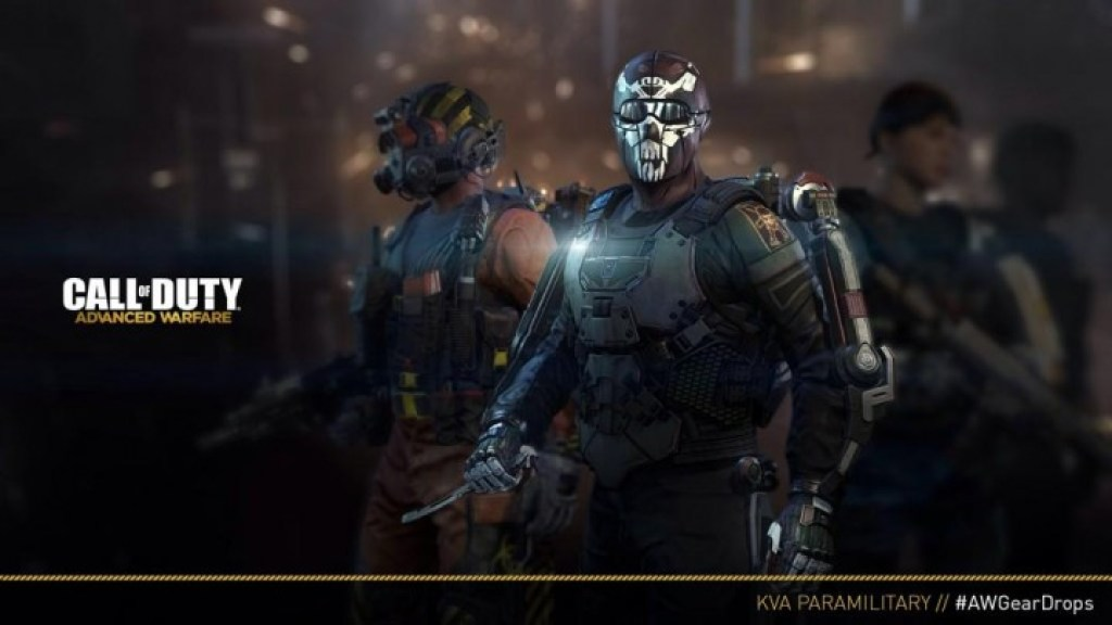 "CoDAW:新戦利品"" KVA Paramilitary""、来週登場"