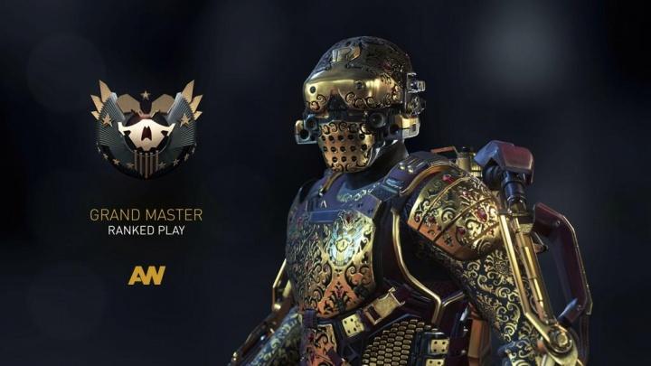 CoD:AW:甲冑!? ランクド上位100名へ贈られるクールな報酬と変更点