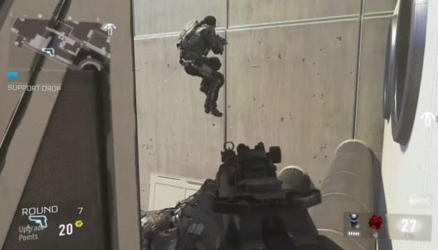 『Call of Duty: Advanced Warfare(コール オブ デューティ アドバンスド・ウォーフェア)』:まるで作業。エグゾサバイバルのシュールなグリッチ