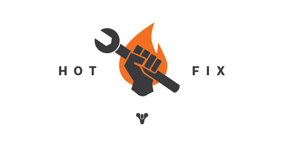 Destiny:ホットフィックス1.1.1.1適用、開発者向け機能追加