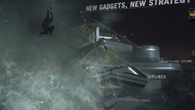 『Battlefield Hardline (バトルフィールド ハードライン』レボリューション