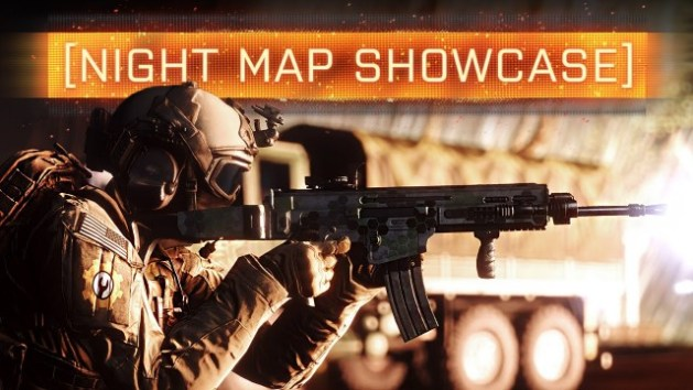 BF4:有志制作の夜間マップ体験動画が公開。公式も夜間マップを製作中