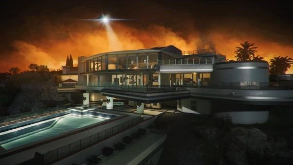 『Battlefield Hardline (バトルフィールド ハードライン』 Hollywood Hills