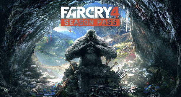 ファークライ4:シーズンパス発売決定、DL版早期購入特典も発表