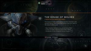 Destiny:第2弾DLC「House of Wolves」解禁は5/19?日本人ユーザーが詳細を大量リーク、公式が回答