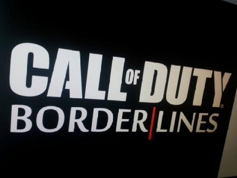 『Call of Duty: BorderLines(コールオブデューティー ボーダーラインズ)』