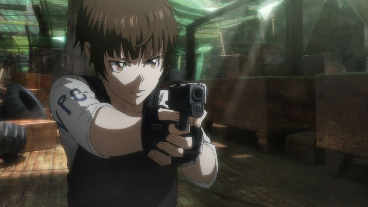 AVA:『Alliance of Valiant Arms』 がアニメ「PSYCHO-PASS」と限定コラボ