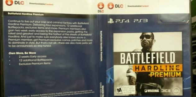『Battlefield Hardline (バトルフィールド ハードライン』Premiumリーク画像