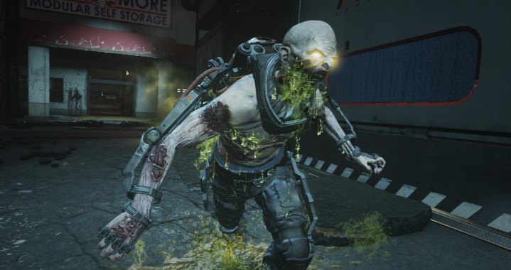 "New Advanced Warfare Exo Zombies ""Infection"" map images"
