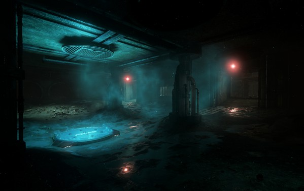 "New Advanced Warfare Exo Zombies ""Infection"" map images (5)"
