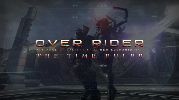 "AVA:新CO-OPマップ""OVER RIDER""を本日実装、新兵向けのキャンペーンも開催"