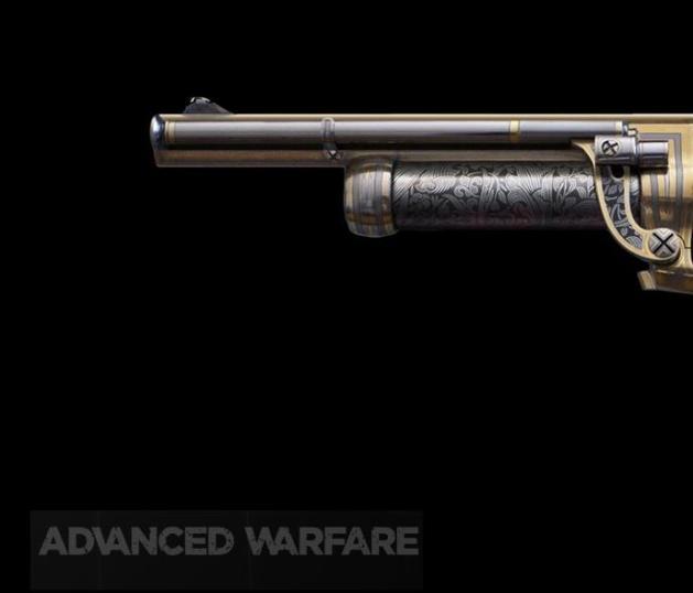 "CoD:AW:新たなDLC武器、""レ・マット・リボルバー""登場か"