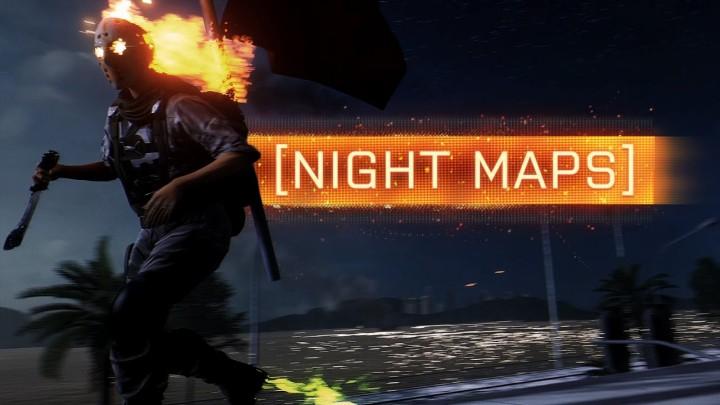 BF4:ハイクオリティな新「夜間マップ」プレイ動画&スクリーンショット(3マップ)