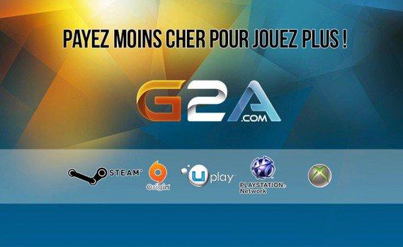 お知らせ:G2A.COM × EAA プレゼントの当選者発表、外れた人も全員3%OFF