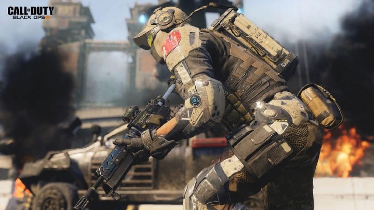 Call of Duty Black Ops 3(コール オブ デューティ ブラックオプス 3)