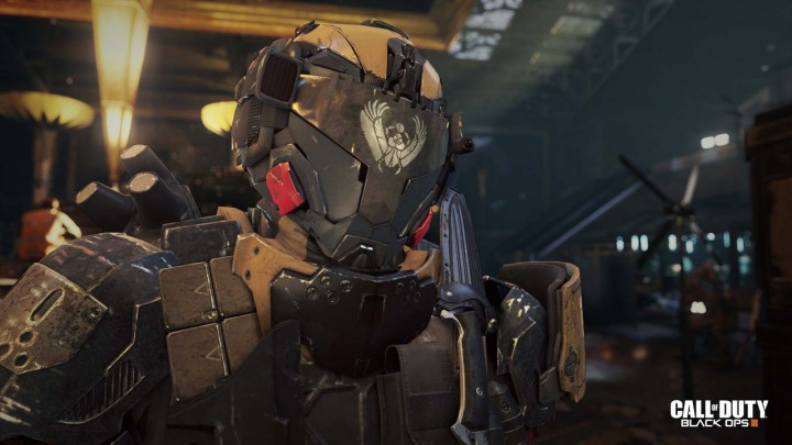 CoD:BO3:スペシャリストキャラクター4種の能力、武器カスタム、移動システム「壁歩き&ジェットパック」など