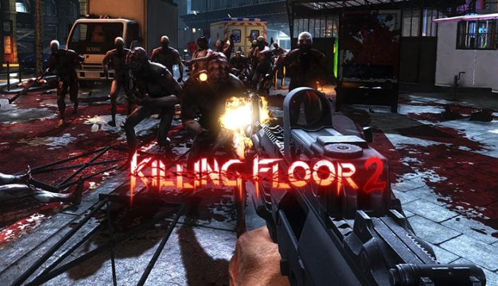 ゴアFPS『Killing Floor 2』60%〜79%OFFセール開始、4月3日まで