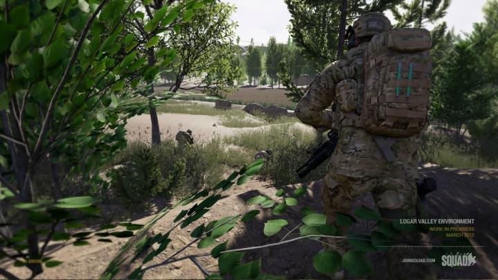 100人対戦FPS『Squad』、期待高まる最新トレイラー公開