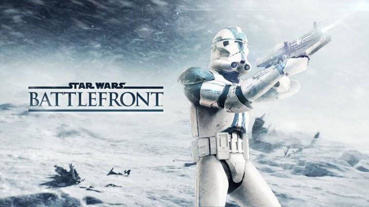 EA、『スター・ウォーズ バトルフロント』の美しいイメージをチラ見せ