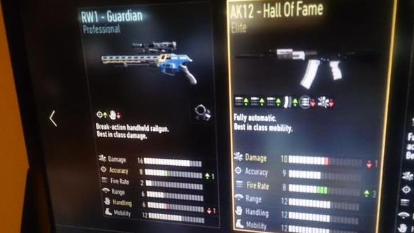 CoD:AW:新エリート武器「AK12 – Hall of Fame」がリーク、SHGが反応